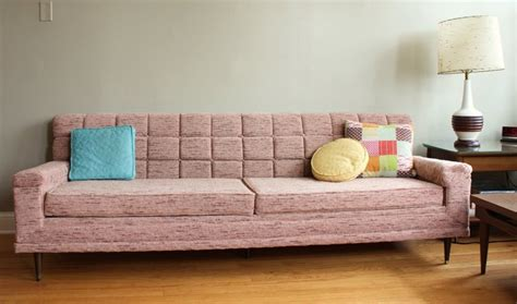1950s couches just peachy darling sofa dreaming