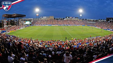 Fc Dallas Toyota Stadium Defending Conference Soccer Ch Fc Dallas To Begin 2016