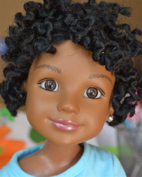 hair style doll for black braids and beyond hair for dolls tutorial