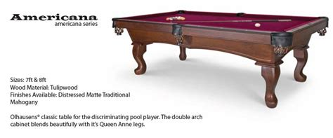 olhausen americana pool table coscto venice pool table or olhausen americana