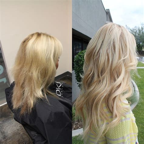 hair extensions before and after with natural beaded rows 30 best before and afters images on pinterest donna