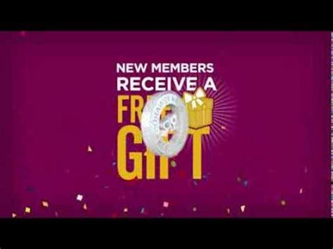 Rivers Casino Gift Cards - rivers casino new members receive a free gift youtube