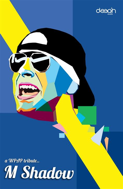 tutorial gambar pop art tutorial wpap buat anda bowokarikatur s blog
