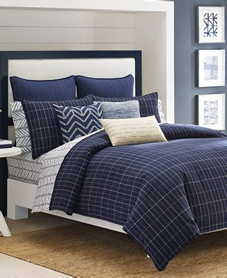 macy comforter sets clearance closeout nautica brindley comforter sets bedding