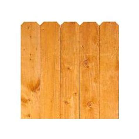 lowes ear fence shop 1 quot x 6 quot x 72 quot ear fence board at lowes