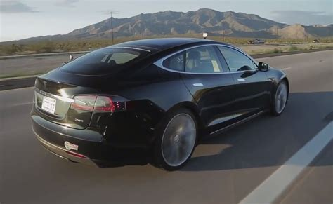 Tesla Model S Mile Range Epa Gives Tesla Model S 265 Mile Range Rating Zdnet