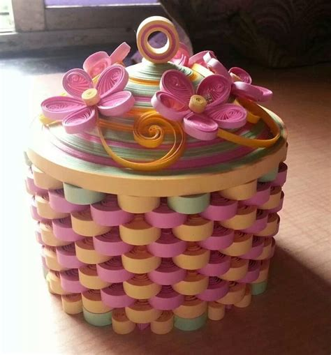 Paper Quilling Box Tutorial | 17 best images about 3d quilling on pinterest quilling