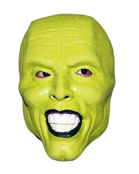 the mask the mask green mask jim carrey costume fancy dress pale green