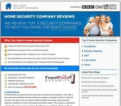 home security experts best home security companies