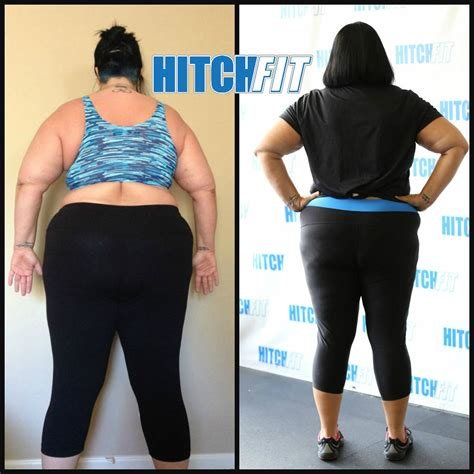 Losing Weight Fans by Royals Fan Loses 33 Pounds With Hitch Fit Hitch Fit