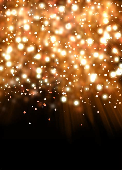 Glowing Fire Background By Kevron2001 On Deviantart Sparkly Lights