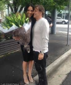petit fleur berenger ex husband lydia schiavello first husband lydia schiavello first