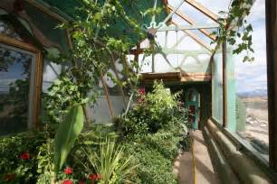 inside greenhouse ideas moon to moon the pheonix earthship