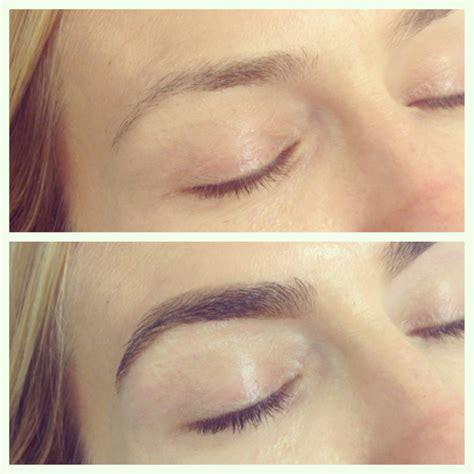 eyebrow color dye best eyebrow tinting kit hair brush straightener