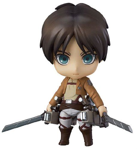 Nendoroid Attack On Titan Eren Yeager nendoroid attack on titan eren yeager abs pvc figure
