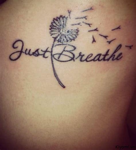tattoo quotes just breathe 14 breathe tattoos on side rib