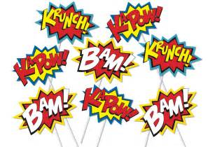 superhero words clipart 69 cliparts