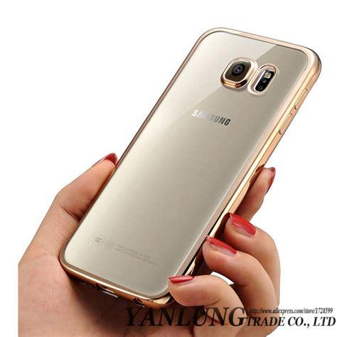 metallic tpu shell for samsung galaxy j3 2016 gold intl