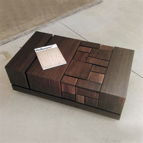 touch of modern abaci walnut coffee table mstrf touch of modern