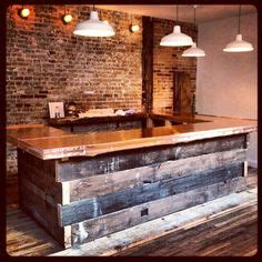 1000 ideas about rustic bars on rustic bar