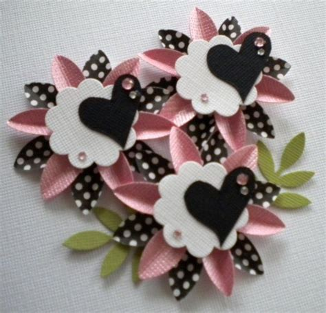 Handmade Embellishments - 17 best images about handmade embellishments on