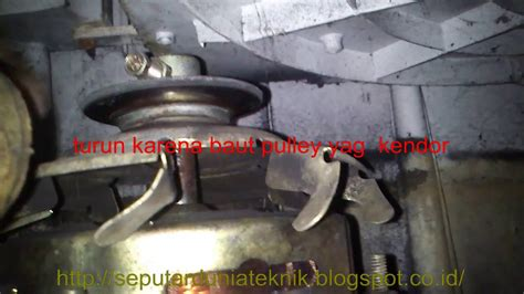 Mesin Cuci Sanyo 2 Tabung Bekas cara memperbaiki mesin cuci 2 tabung yang bersuara berisik