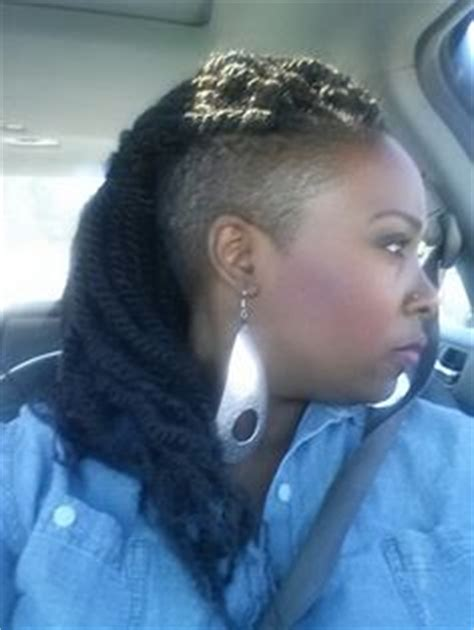 1000 Images About Shaved Sides Braids Twists On | 1000 images about shaved sides braids twists on