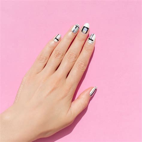 easy nail art how to simple nail art how to do nail art sonailicious