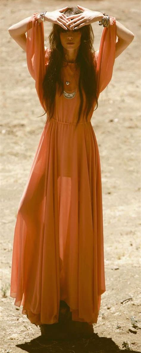 8 Orange And On Trend Accessories by 25 Best Ideas About Orange Maxi Dresses On