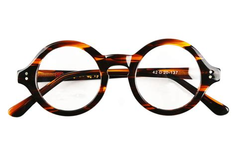 40mm 61mm handmade vintage glasses tortoise optical