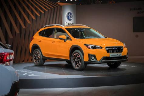 subaru orange crosstrek look 2018 subaru crosstrek ny daily