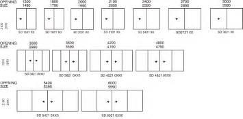 Patio Door Sizes Patio Standard Patio Door Size Home Interior Design