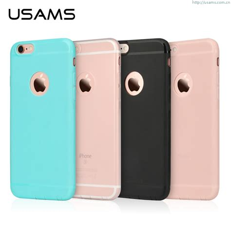 Soft Army Iphone 6 6s Plus Softcase Cover Back Casing Hardcase usams soft color series for iphone 6s plus 6 plus 5 5 fashion cover luxury tpu back