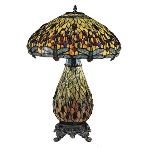 dale dragonfly table l dale ridesia jeweled dragonfly table l tt100273
