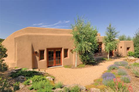 new mexico house spreading sunshine a solar powered home in new mexico