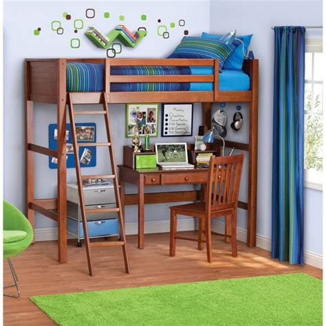 your zone loft bed your zone loft bed walnut loft beds jordans and walmart
