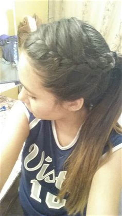 quick and easy volleyball hairstyles volleyball hair sporty hair pinterest volleyball