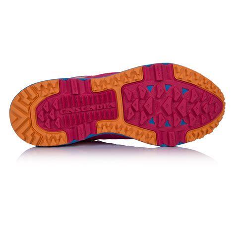Instant Sport Runner Fuschia List Blue cascadia 11 womens pink blue trail running sports shoes trainers ebay