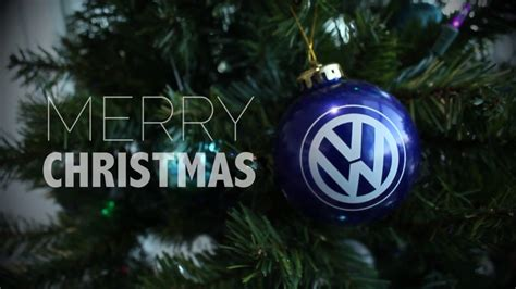 volkswagen christmas we wish you a merry christmas andy mohr volkswagen car