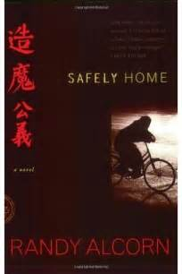 safely home keith s corner book notes safely home by randy alcorn 5