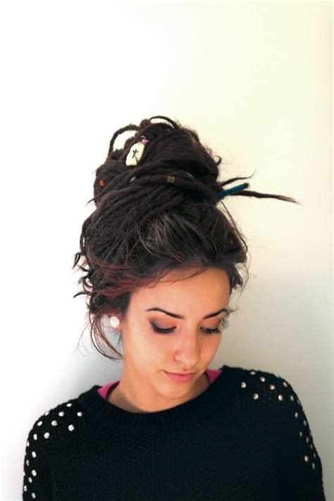 1000 ideas about dreadlocks on pinterest locs pictures on updo hairstyles for dreads cute hairstyles