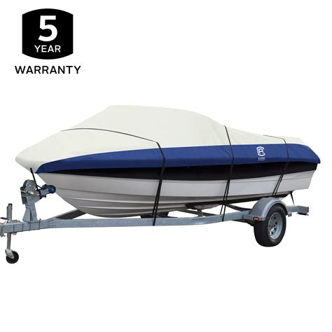 boat covers in canada classic accessories lunex rs 2 heavy duty boat cover navy