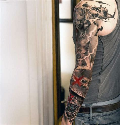 awesome tattoo sleeves top 100 best sleeve tattoos for cool designs and ideas