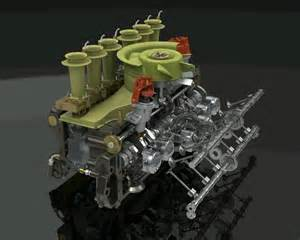 Porsche 917 Engine Specifications Porsche 917 Engine Animation