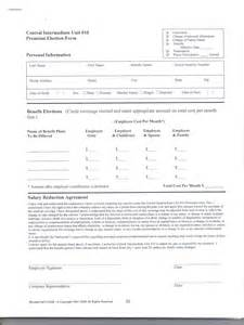 human resources required paperwork