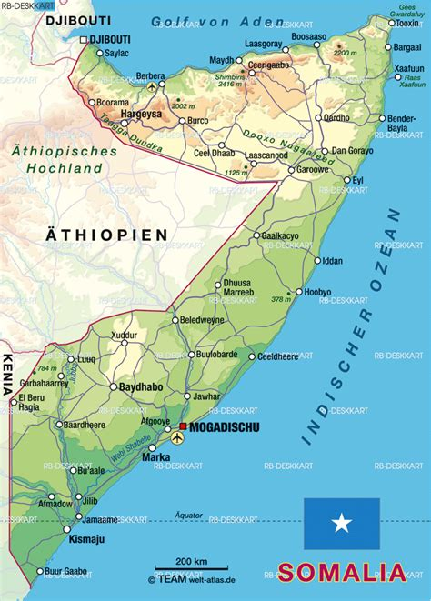 somalia on world map map of somalia mogadishu map in the atlas of the world