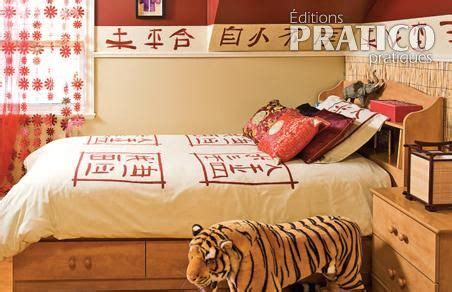 chambre indienne d馗oration deco chinoise chambre barricade mag