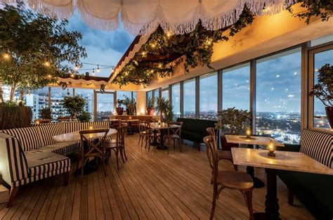 harriets rooftop zocha group hospitality management