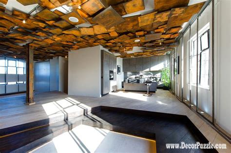 Decorate Home Office by Unique Ceiling Design Ideas 2016 For Creative Interiors