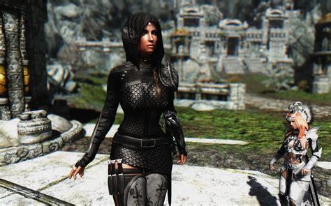 Skyrim Cbbe Armor Mods | kameleon armor cbbe 7base unp unpb body at skyrim nexus